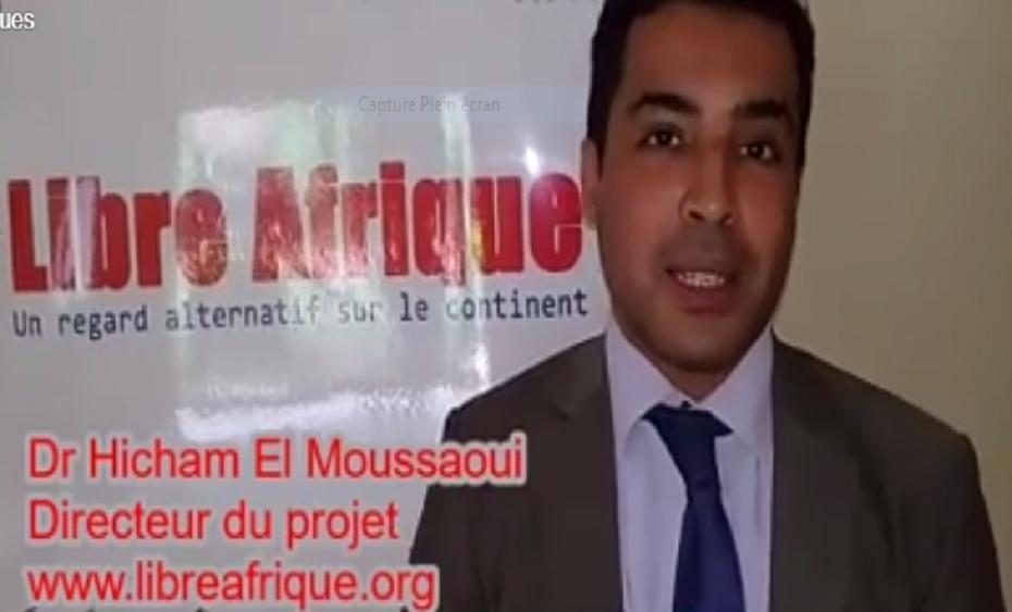 Interview avec Monsieur Hicham El Moussaoui, Directeur du projet #LibreAfrique