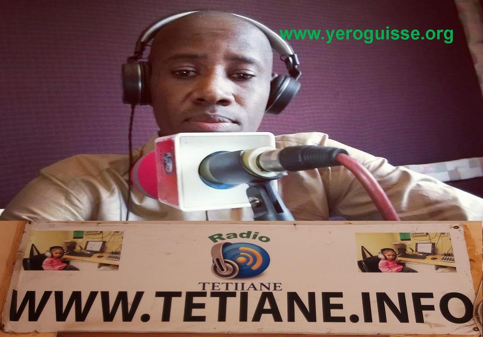 Audio : l'intégralité de l'émission «Rendo Dowri» sur la radio Tetiane Internationle (En Puular)