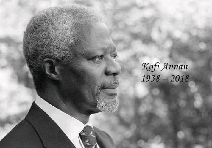 Mort de Kofi Annan : Retour sur les dix (10) dates clefs de la vie de l'ex Secrétaire Général de l'ONU