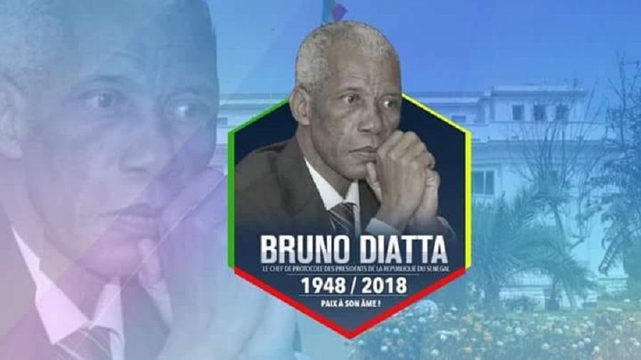 Le Dernier Hommage de la Nation à Bruno Diatta