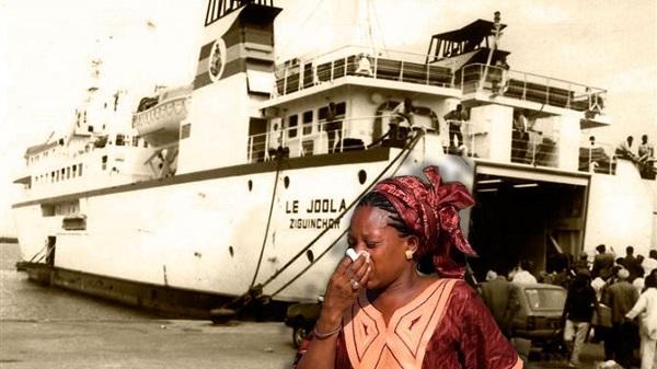 Il y a 18 ans sombrait le bateau «le Joola»