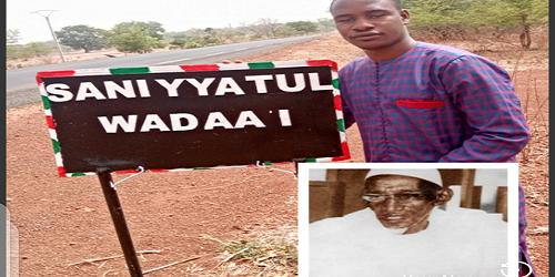 « Saniyyatul Wadaa'I» – Sur les traces de Thierno El Hadji Mohamadou Saidou Ba (RTA) – (Par Aliou Koumé)